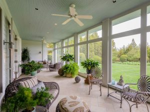 2018 Exterior Trends for Your Enclosed Porch or Patio